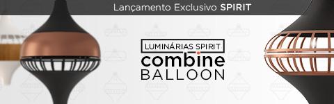 Lançamento - Combine Balloon