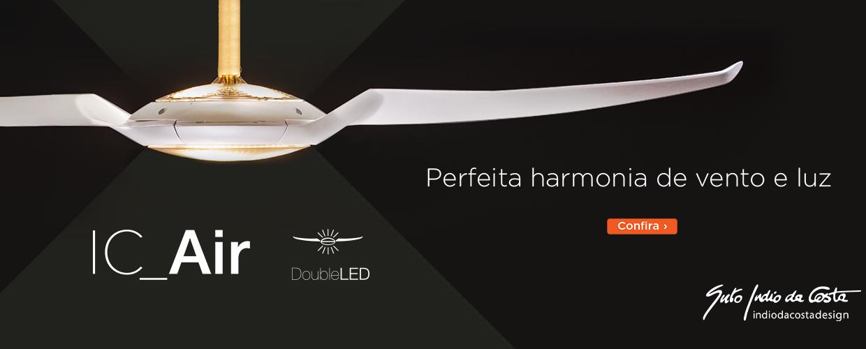 IC-AIR - Vento e Luz em Perfeita Harmonia