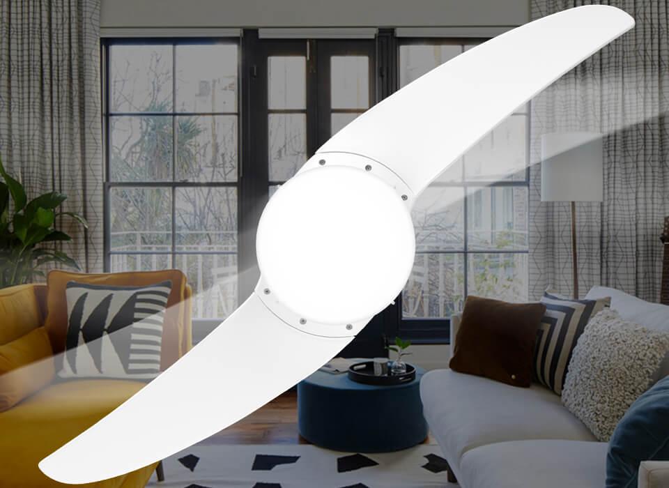 Ventilador de teto Spirit Wind 202